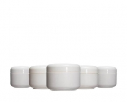C Series :Cosmetic Storage Jars