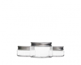 DG-A Series :Plastic Cosmetic Jars