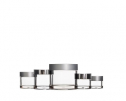 EP-A Series :Plastic Cosmetic Jars