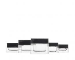 NP Series :Cosmetic Cream Jars