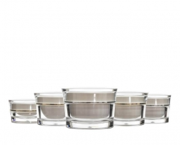 SA Series of Acrylic Cosmetic Jars
