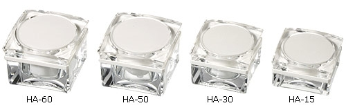 HA Acrylic Container